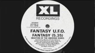 Fantasy UFO (Masters Of The Universe Remix)