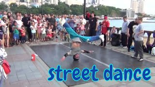 Street  dance  Vladivostok