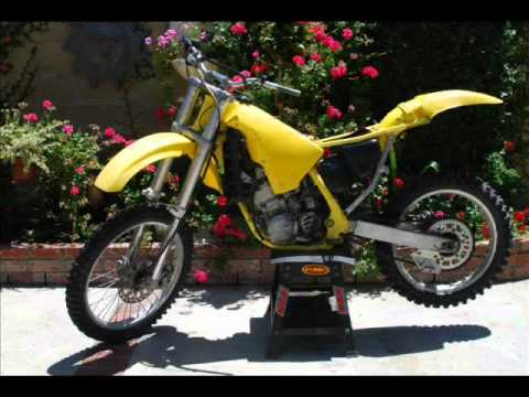 1991 SUZUKI RM 250 PICTURE SLIDESHOW FROM WHEN I WAS WORKING ON THE