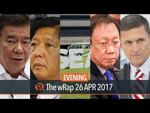 Calida, election protest, ASEAN 2017 | Evening wRap