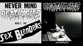 "De Blenders / Agathocles ""The Plooi Sessions / Alcoholica (Split)"" [2014]"