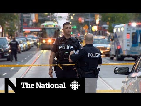 Toronto rapper dead in downtown shooting