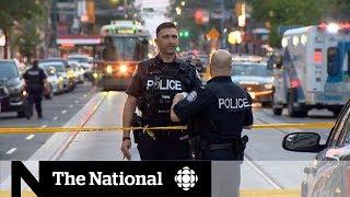 Toronto rapper dead in downtown shooting