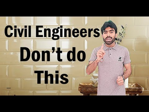 Civil Engineers Don't Do this at site. | Must Watch |