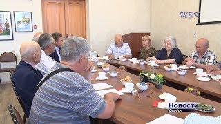 Медицинское обслуживание и тему урока знаний 1-го сентября обсудили старейшины Бердска