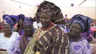 TRADITIONAL NIGERIAN ENGAGEMENT HD Minnesota