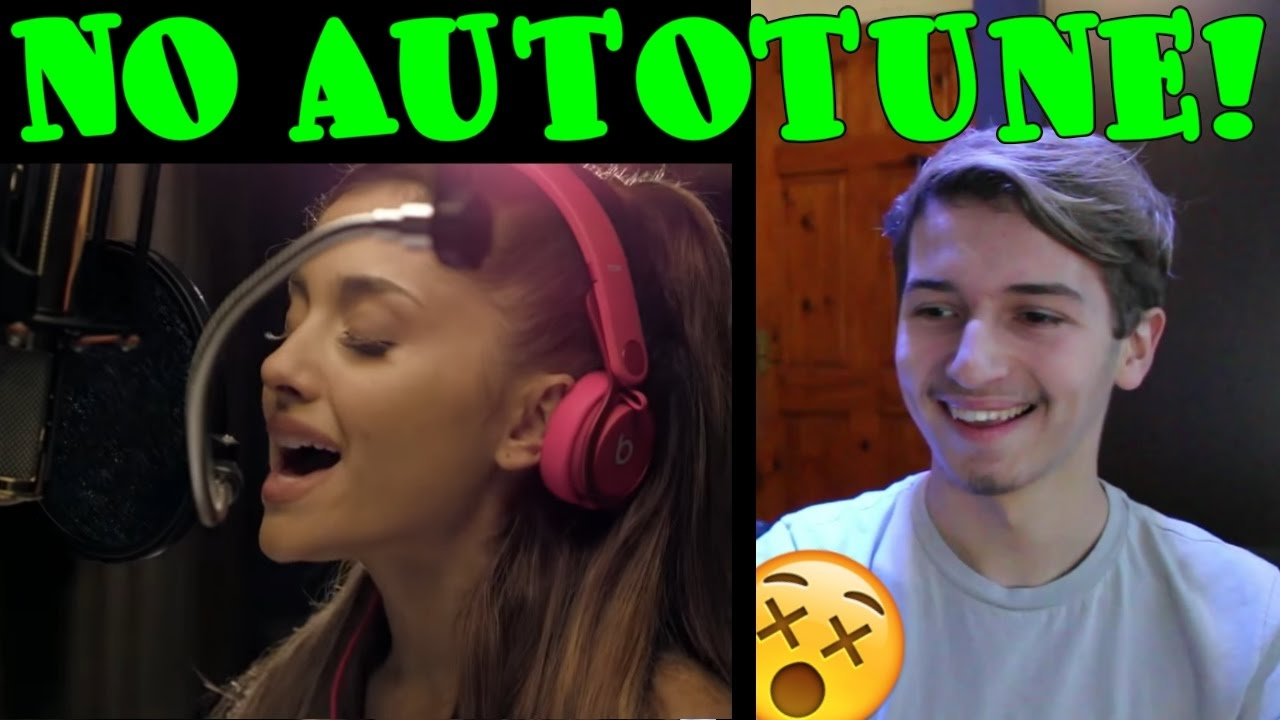 Download Ariana Grande's Real Voice (Without Autotune) REACTION - HPNY!