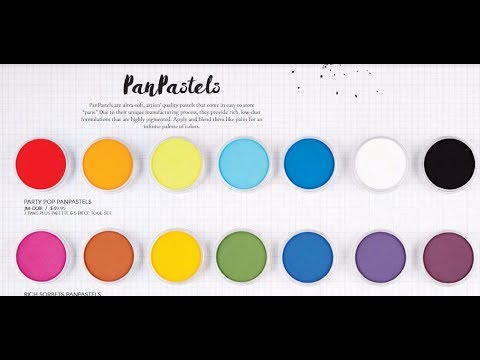 PanPastels Tips and Tricks