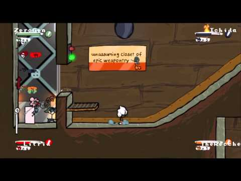 CoOp CHAOS The cy Pants Adventures Part 1?