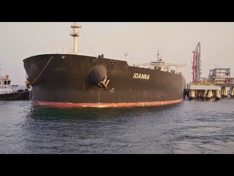 VLCC Berth, Port of Fujairah, UAE