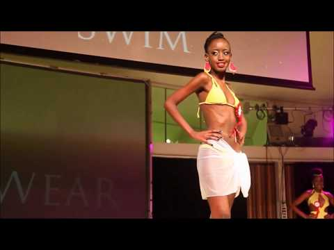 Miss Uganda UK 2016 - Swim Wear