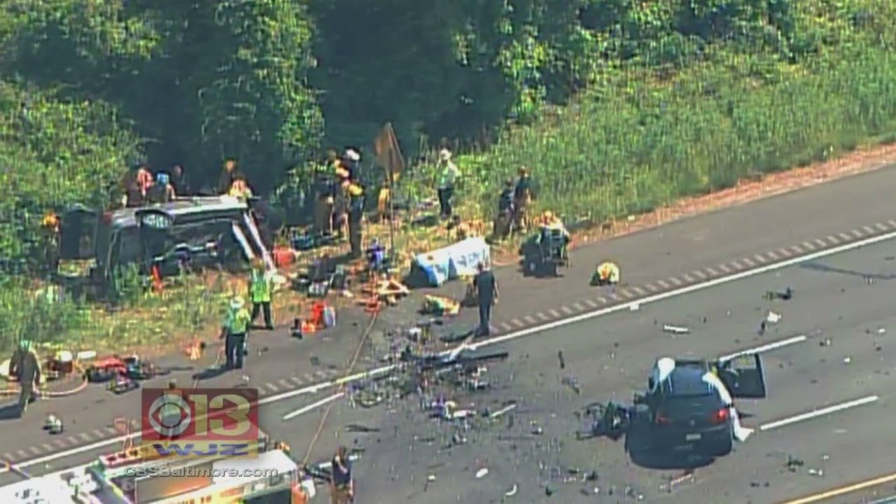 Police Still Seeking Answers In Tragic Wrong Way Route 50 Crash