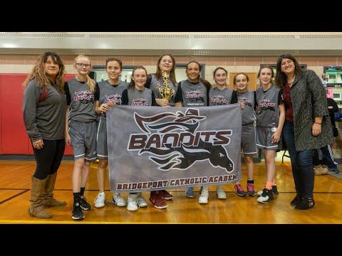2019 Bridgeport Catholic Academy Champions