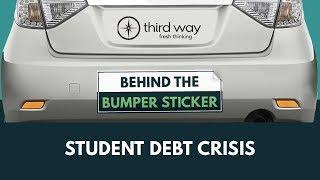 Behind the Bumper Sticker: Student Debt Crisis Event
