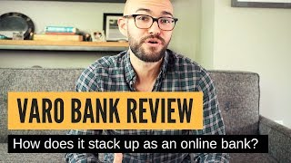 VARO Bank Review: My thoughts on this online bank!