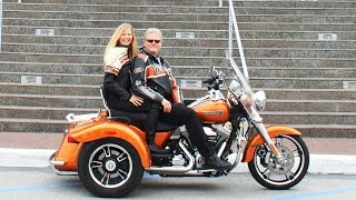 Harley-Davidson Freewheeler Walkaround