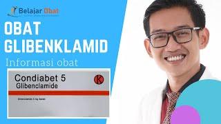 Informasi Obat Glibeklamid | Glibenclamide | #infoobat