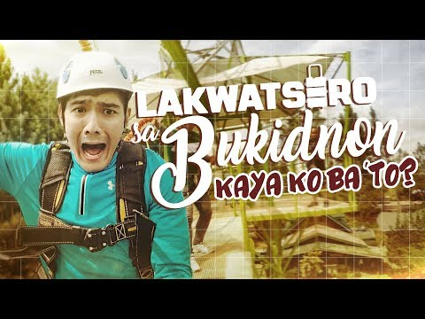 Lakwatsero sa Bukidnon: Kaya ko ba 'to?