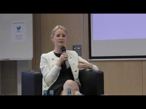 Startup Grind Frankfurt feat. Dr. Carolin Gabor (FinLeap)