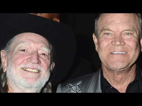 Funny How Time Slips Away - Glen Campbell & Willie Nelson