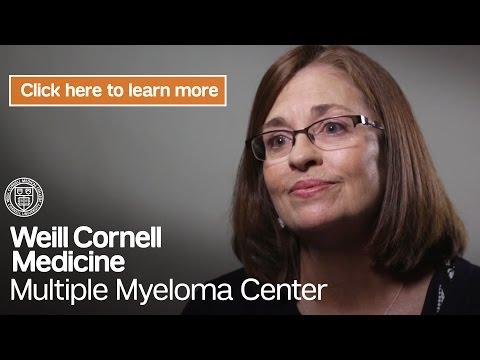 Plasma Cell Myeloma Cancer Center NY | Weill Cornell Medicine Multiple Myeloma Center