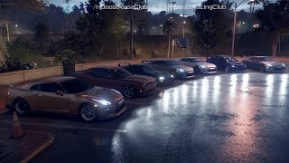 Need For Speed 2015 XB1 Street Monster Meet Pt.3 2017 GTR, Roll Racing, Tunnel Drags More