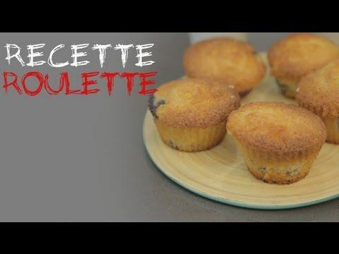 Recette : Muffins myrtilles !