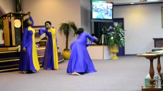 Great is your Mercy Praise Dance (DDD of CLBC)