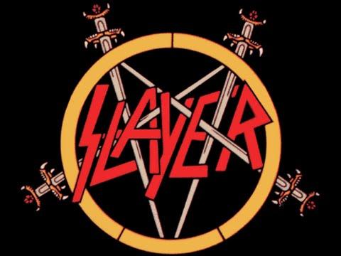 Slayer - Disciple (God Hates Us All) Lyrics On Screen