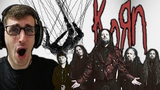 """Hip-Hop Head REACTS to KORN: """"You'll Never Find Me"""""""