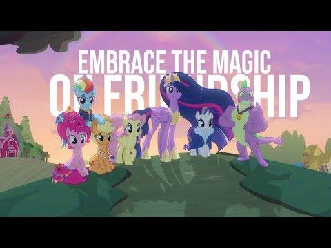 'Embrace The Magic Of Friendship' - MLP:FIM X Equestria Girls [MASHUP]