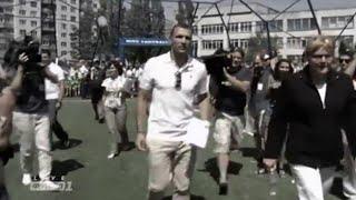 Первые шаги Андрея Шевченко в футболе