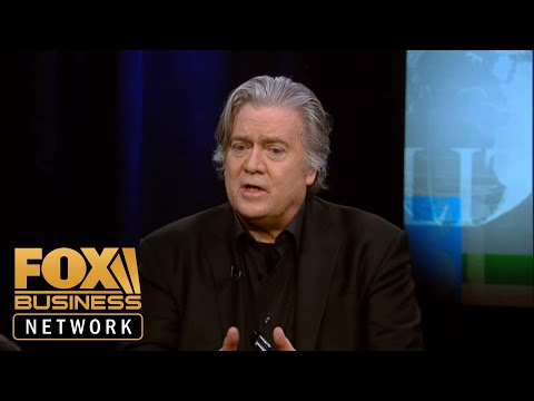 Preview: Steve Bannon speaks out on Fox Business tonight