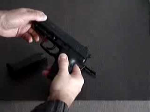 hk   p2000 demontage  disassembly