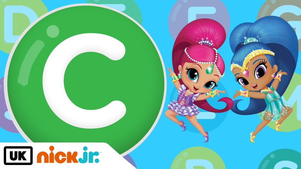 Words beginning with C! – Featuring Shimmer and Shine | Nick Jr. UK ...