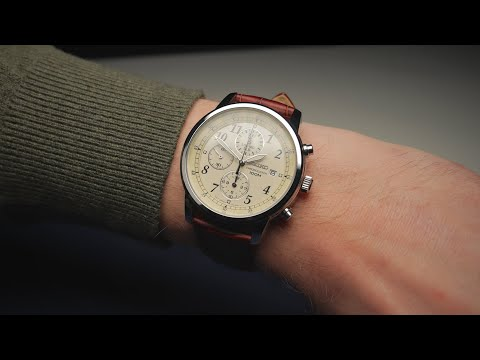 The Best Classic & Classy Chronograph Under £100 - Seiko SNDC31 Review