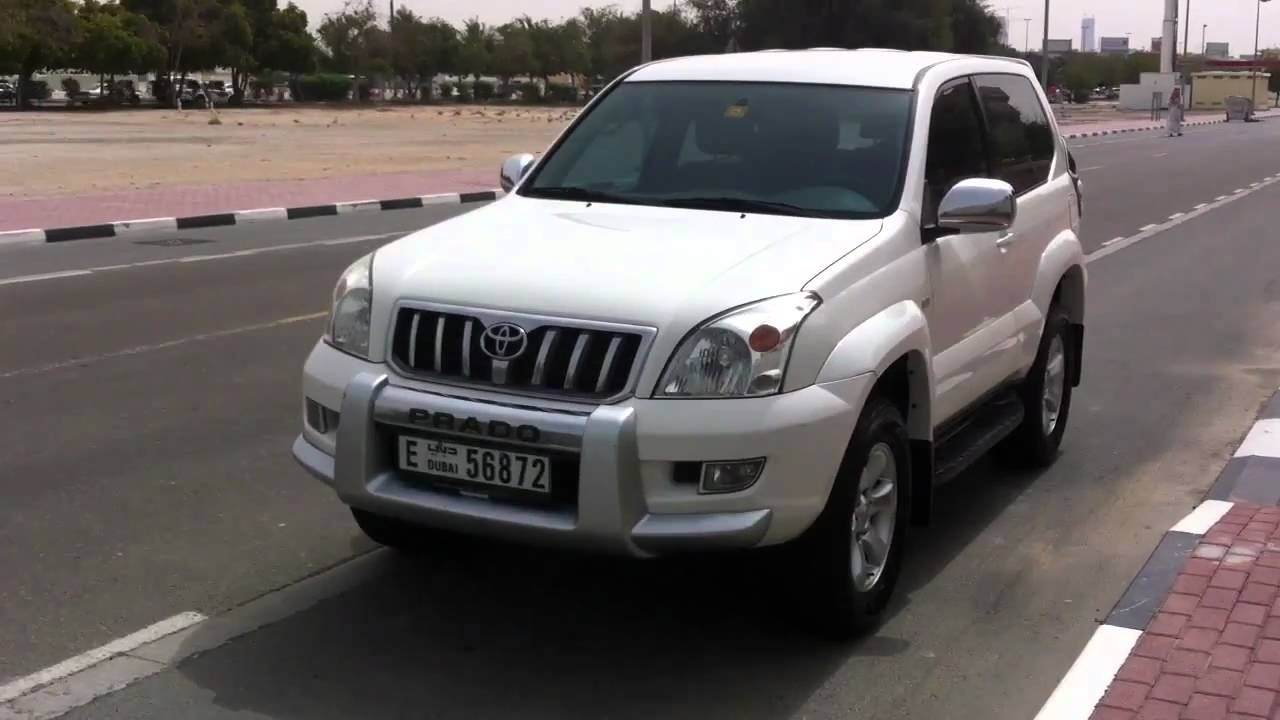land cruiser prado классик
