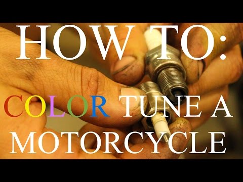 HOW TO: COLOUR TUNE A MOTORCYCLE