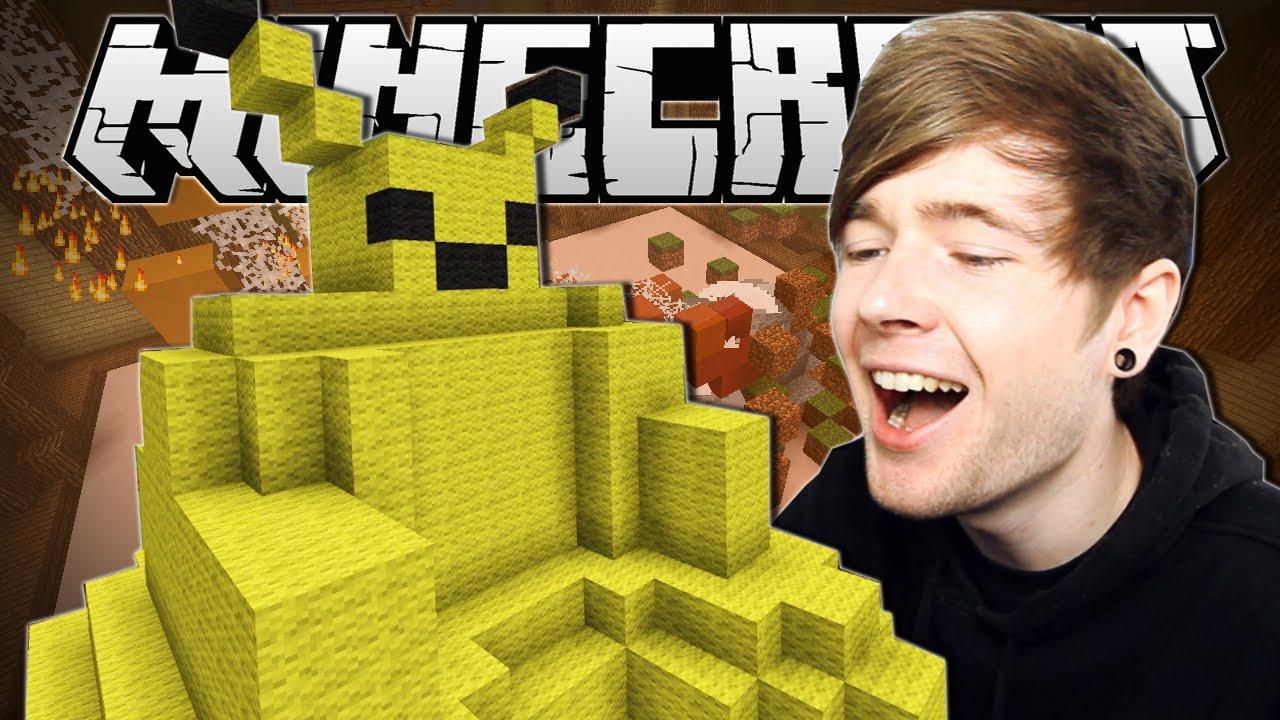 Download Minecraft | FAT PIKACHU!! | Build Battle Minigame