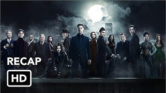 Gotham Season 3 Recap (HD)
