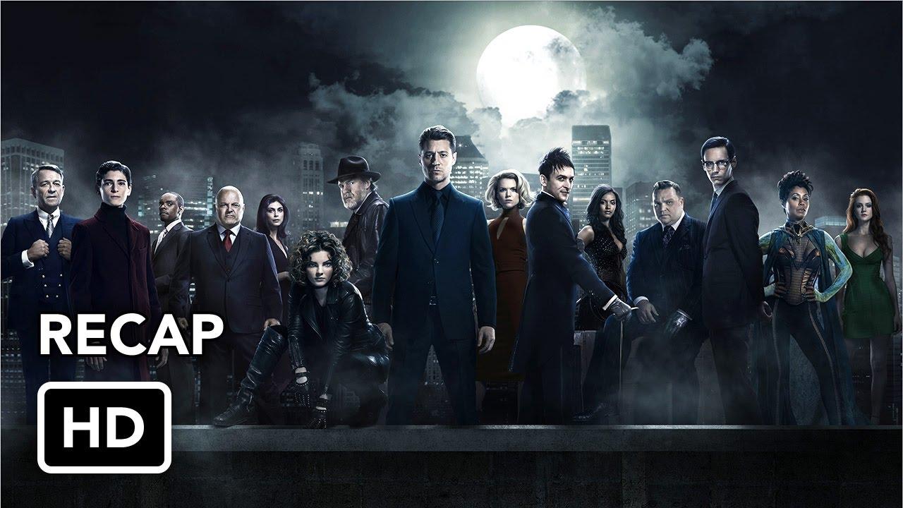 Download Gotham Season 3 Recap (HD)