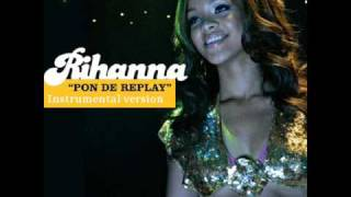 Pon De Replay Instrumental