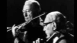 Handel-Halvorsen - Passacaglia - Jascha Heifetz, Gregor Piatigorsky