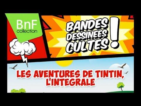 Les aventures de Tintin, l'intégrale (livres lus)