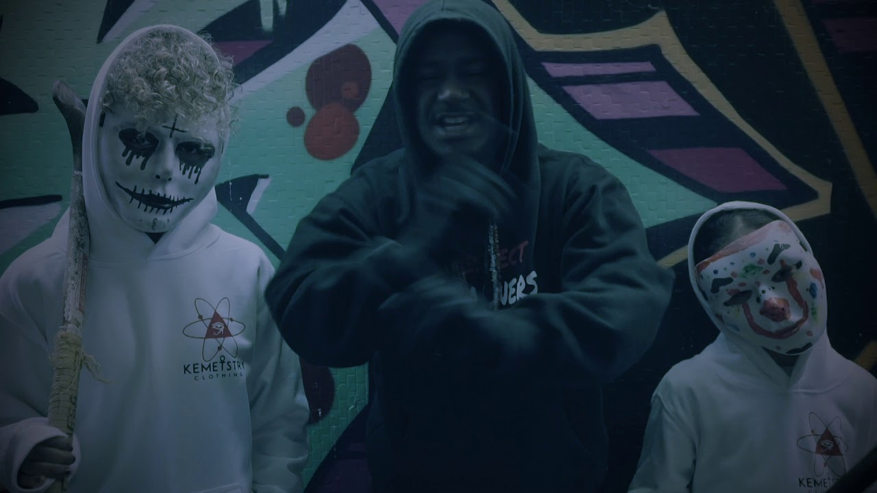 Video: Kemetstry - No Respect No Manners