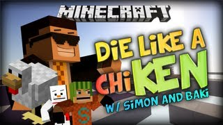 Counterpick the chicKEN! Die Like a chicken! w/ Simon and Baki