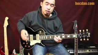 E-Guitar - Solo 05 - Luyện ngón bấm tay trái