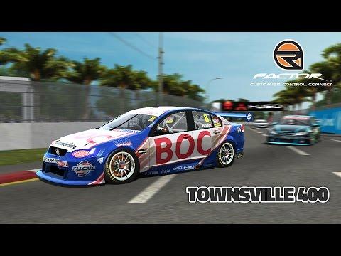 rFactor: Townsville 400 (V8 Supercar @ Townsville)