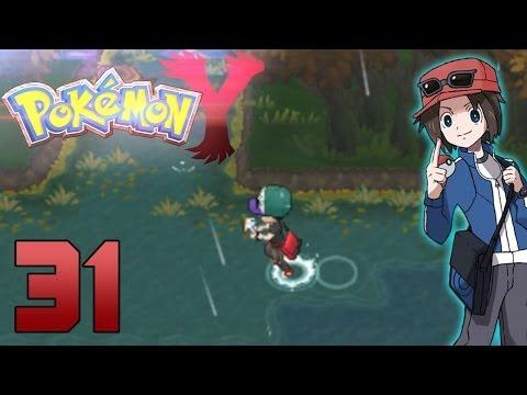 Die Süpfe vor Romantia City! - Let's Play Pokémon X/Y #31