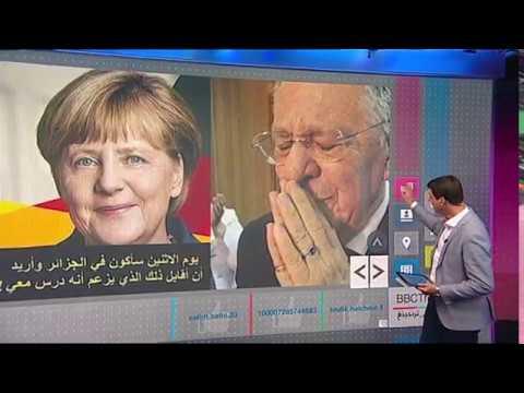 بي_بي_سي_ترندنيغ: صور #بوتفليقة مع #ميركل تثير جدلا على منصات التواصل الاجتماعي #الجزائر  - 18:54-2018 / 9 / 18